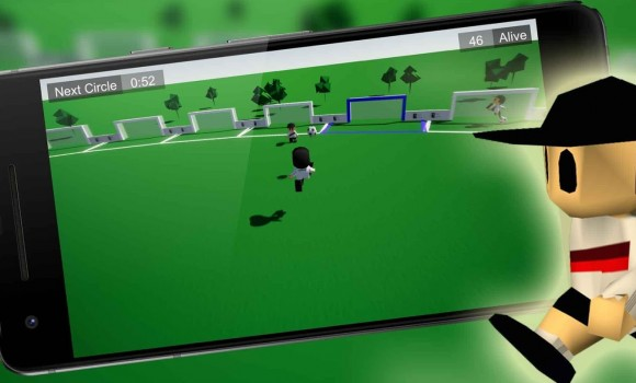 Soccer Battle Royale Ekran Görüntüleri - 2