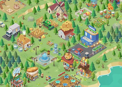 Solitaire Farm Village Ekran Görüntüleri - 2