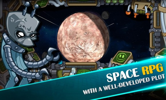 Space Raiders RPG Ekran Görüntüleri - 2