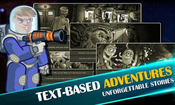 Space Raiders RPG Ekran Görüntüleri - 1