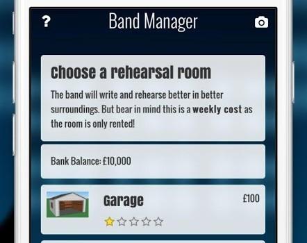 Superstar Band Manager Ekran Görüntüleri - 3