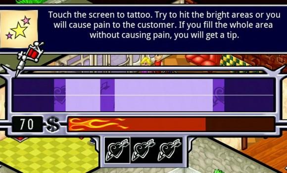 Tattoo Tycoon FREE Ekran Görüntüleri - 1