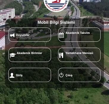 Ondokuz Mayıs Mobil - 1