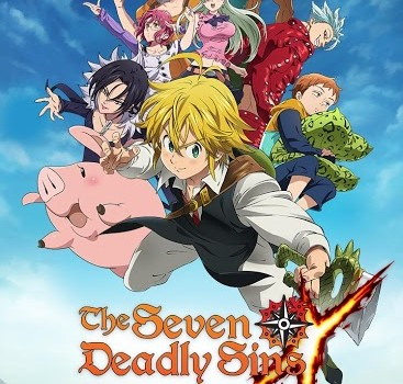 The Seven Deadly Sins: Grand Cross - 1