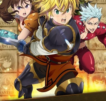 The Seven Deadly Sins: Grand Cross - 2