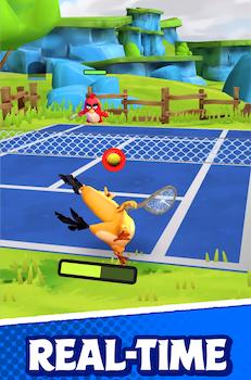 Angry Birds Tennis Ekran Görüntüleri - 2
