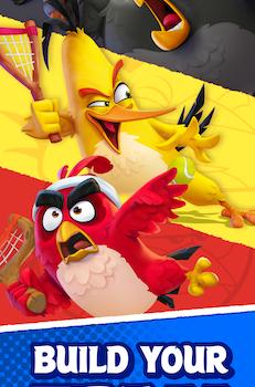 Angry Birds Tennis Ekran Görüntüleri - 3