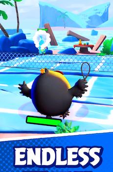 Angry Birds Tennis Ekran Görüntüleri - 5