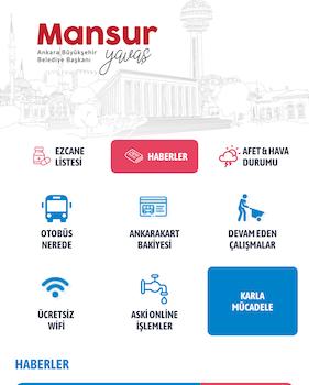 Başkent Mobil Ekran Görüntüleri - 1