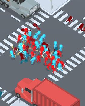 Cross Fight Ekran Görüntüleri - 3