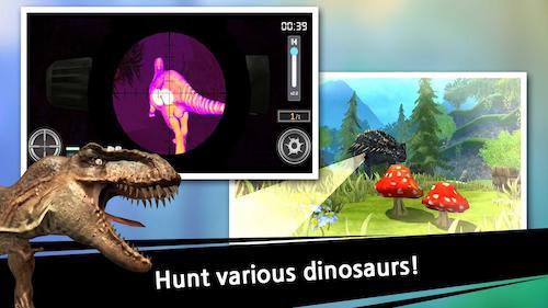 Dino Hunter King Ekran Görüntüleri - 3