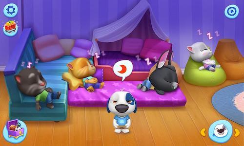 My Talking Tom Friends Ekran Görüntüleri - 2