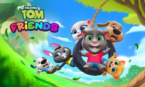 My Talking Tom Friends Ekran Görüntüleri - 6