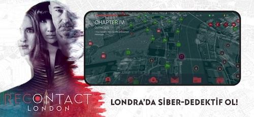 Recontact London Ekran Görüntüleri - 1