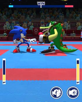 Sonic at the Olympic Games Ekran Görüntüleri - 5