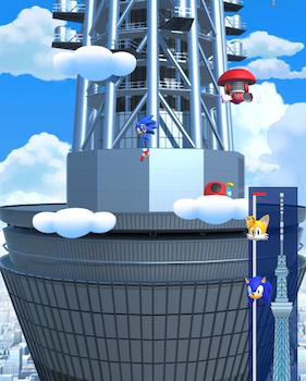 Sonic at the Olympic Games Ekran Görüntüleri - 7
