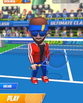 Tennis Stars: Ultimate Clash Ekran Görüntüleri - 2