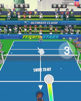 Tennis Stars: Ultimate Clash Ekran Görüntüleri - 3