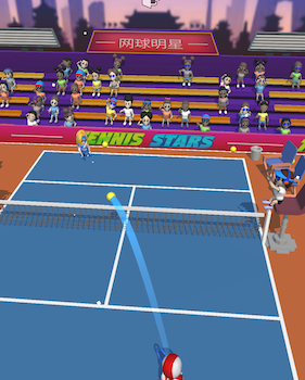 Tennis Stars: Ultimate Clash Ekran Görüntüleri - 4