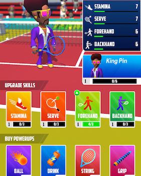 Tennis Stars: Ultimate Clash Ekran Görüntüleri - 7