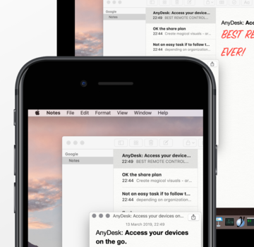 AnyDesk Ekran Görüntüleri - 3