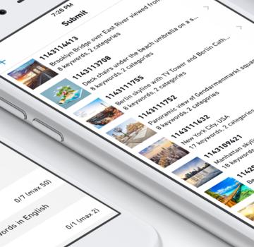 Shutterstock Contributor Ekran Görüntüleri - 5
