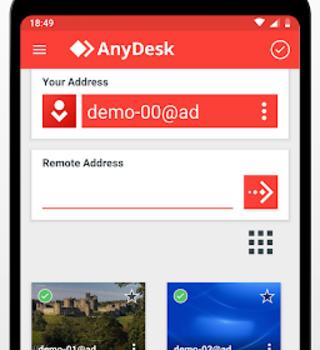 AnyDesk Ekran Görüntüleri - 2
