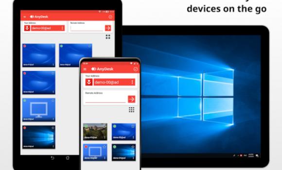 AnyDesk Ekran Görüntüleri - 6