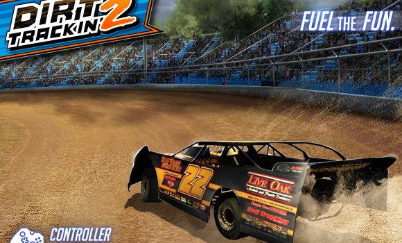 Dirt Trackin 2 - 1