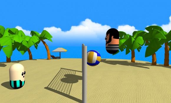 Volley Beach 2 - 2