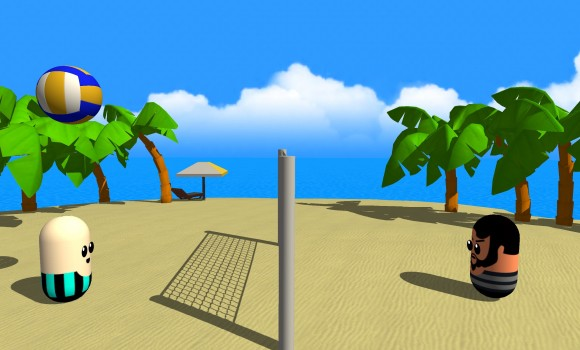 Volley Beach 3 - 3