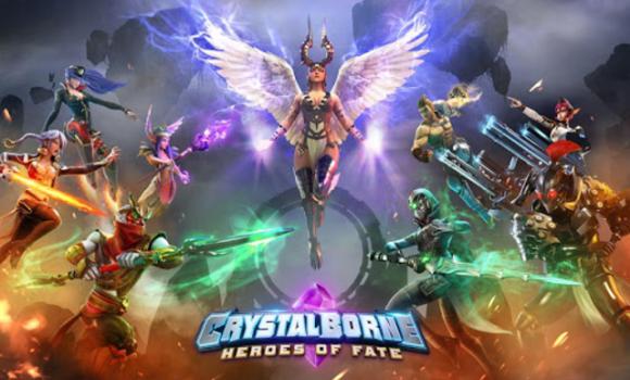Crystalborne: Heroes of Fate Ekran Görüntüleri - 15
