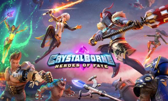 Crystalborne: Heroes of Fate Ekran Görüntüleri - 16
