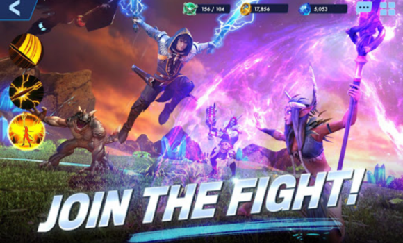 Crystalborne: Heroes of Fate Ekran Görüntüleri - 17
