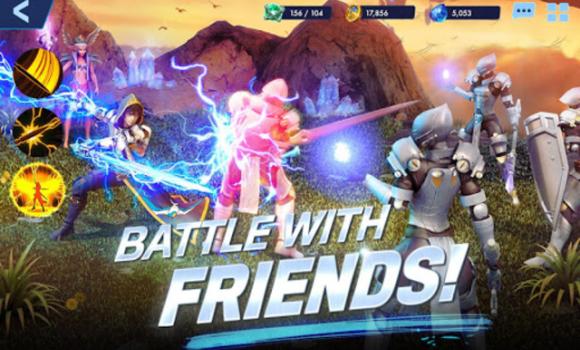 Crystalborne: Heroes of Fate Ekran Görüntüleri - 20
