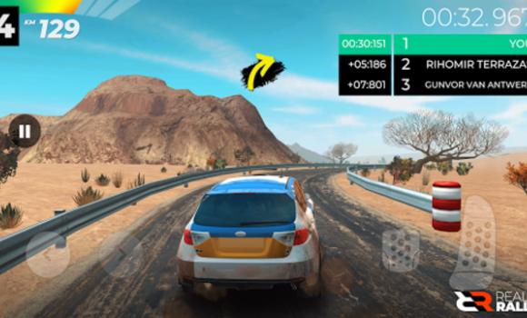 Real Rally Ekran Görüntüleri - 6