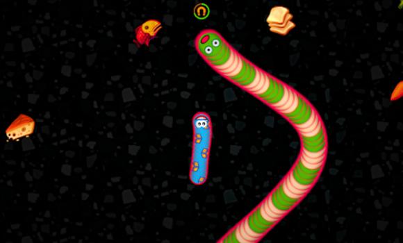 Worms Zone.io Ekran Görüntüleri - 5