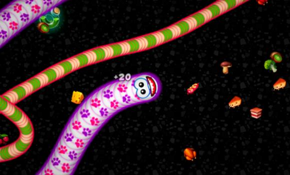 Worms Zone.io Ekran Görüntüleri - 6
