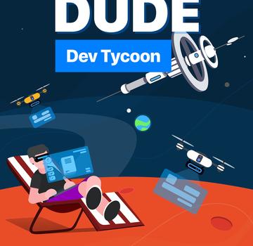 Cyber Dude: Dev Tycoon Ekran Görüntüleri - 1