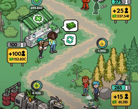 Bud Farm: Idle Tycoon Ekran Görüntüleri - 3