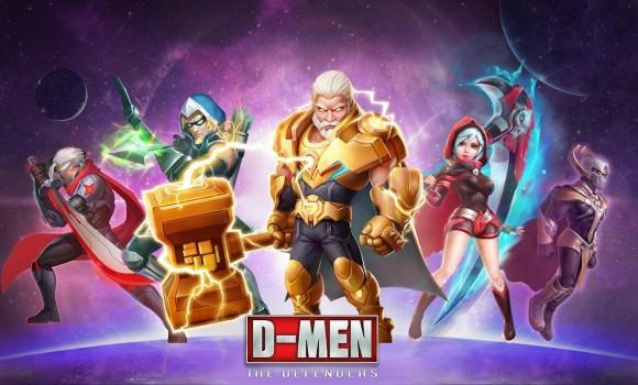 D-MEN Ekran Görüntüleri - 2