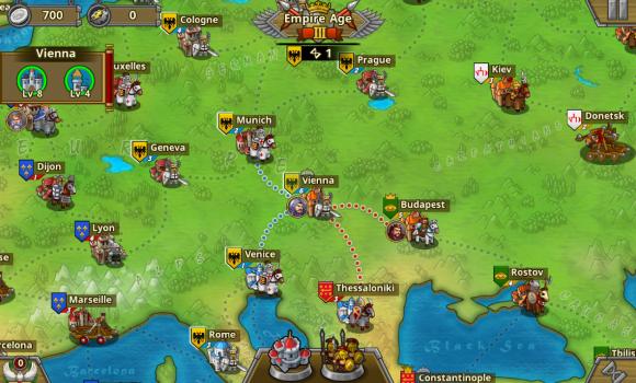 European War 5: Empire Ekran Görüntüleri - 2