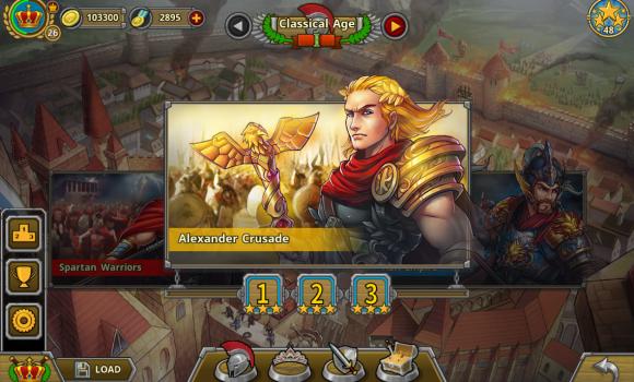 European War 5: Empire Ekran Görüntüleri - 1