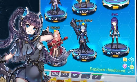 Goddess Legion Ekran Görüntüleri - 2
