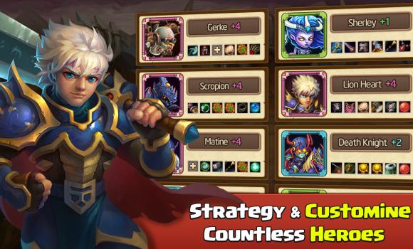 Heroes Legend Ekran Görüntüleri - 3