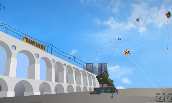 Kite Flyng Ekran Görüntüleri - 1