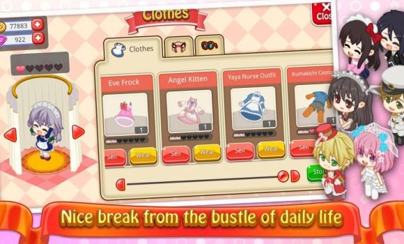 Moe Girl Cafe 2 Ekran Görüntüleri - 1