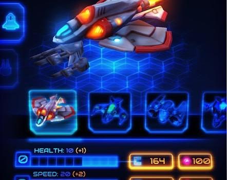 Neonverse Invaders Shoot 'Em Up Ekran Görüntüleri - 1