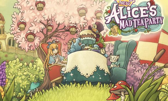 New Alice's Mad Tea Party Ekran Görüntüleri - 3