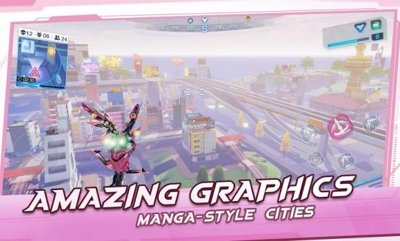 Super Mecha Champions Ekran Görüntüleri - 2